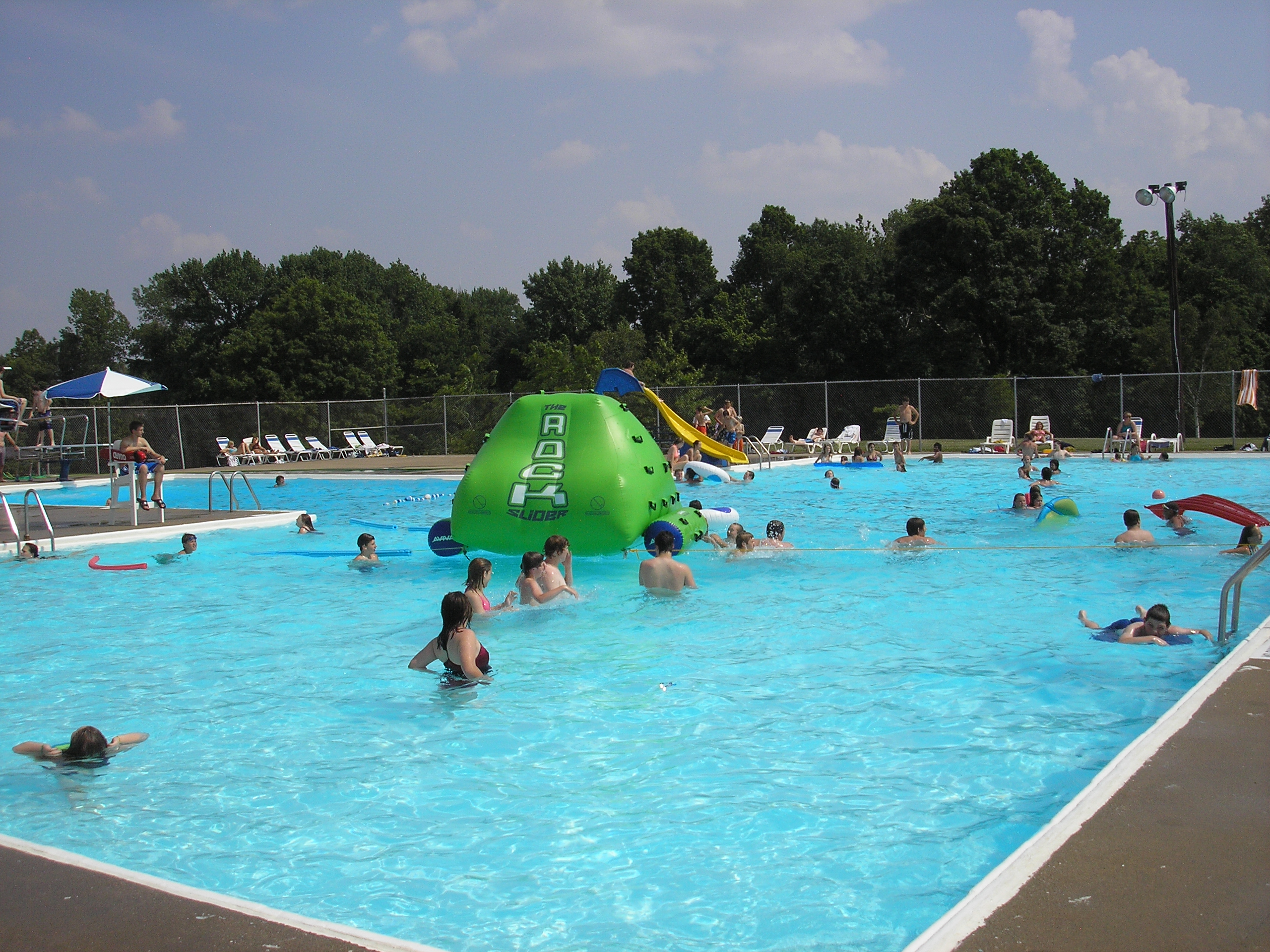 Mt Vernon Parks And Recreation Brittlebank Pool