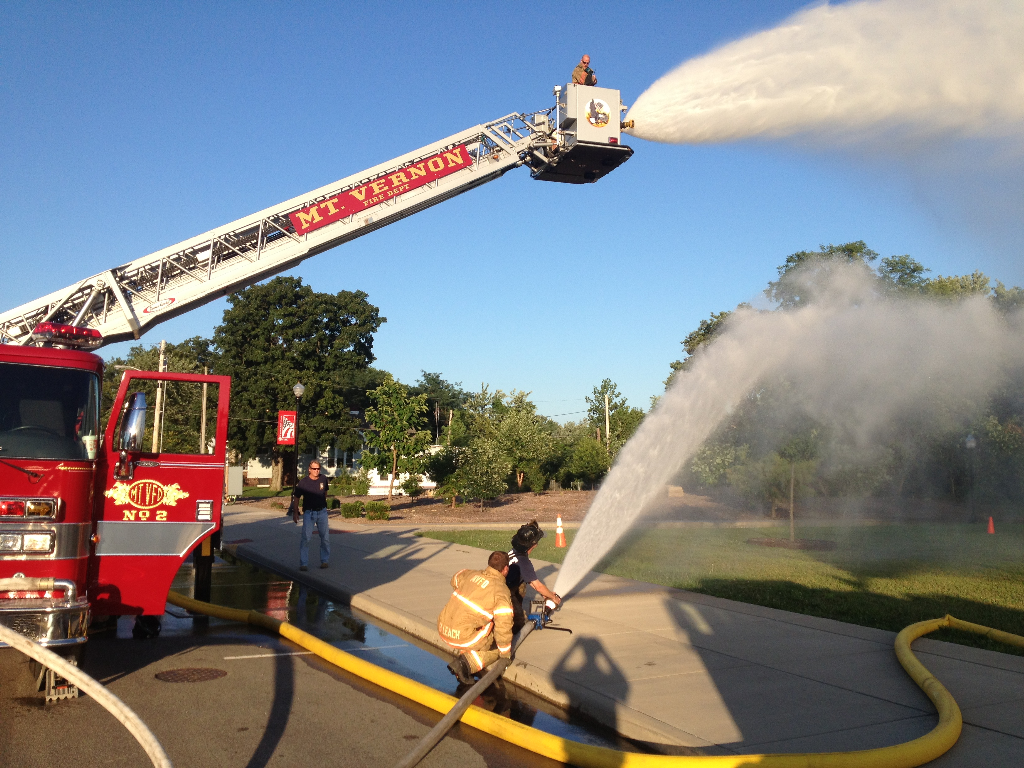 The City Of Mount Vernon Indiana Training